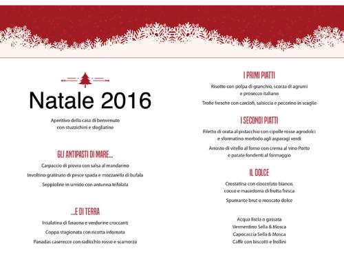 Natale 2016 ti aspettiamo!!