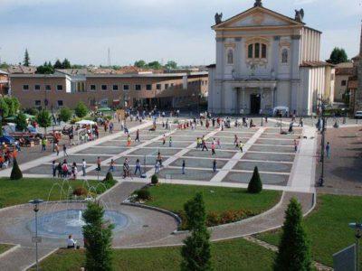Pedrengo Piazza Ristorante La Pelosetta