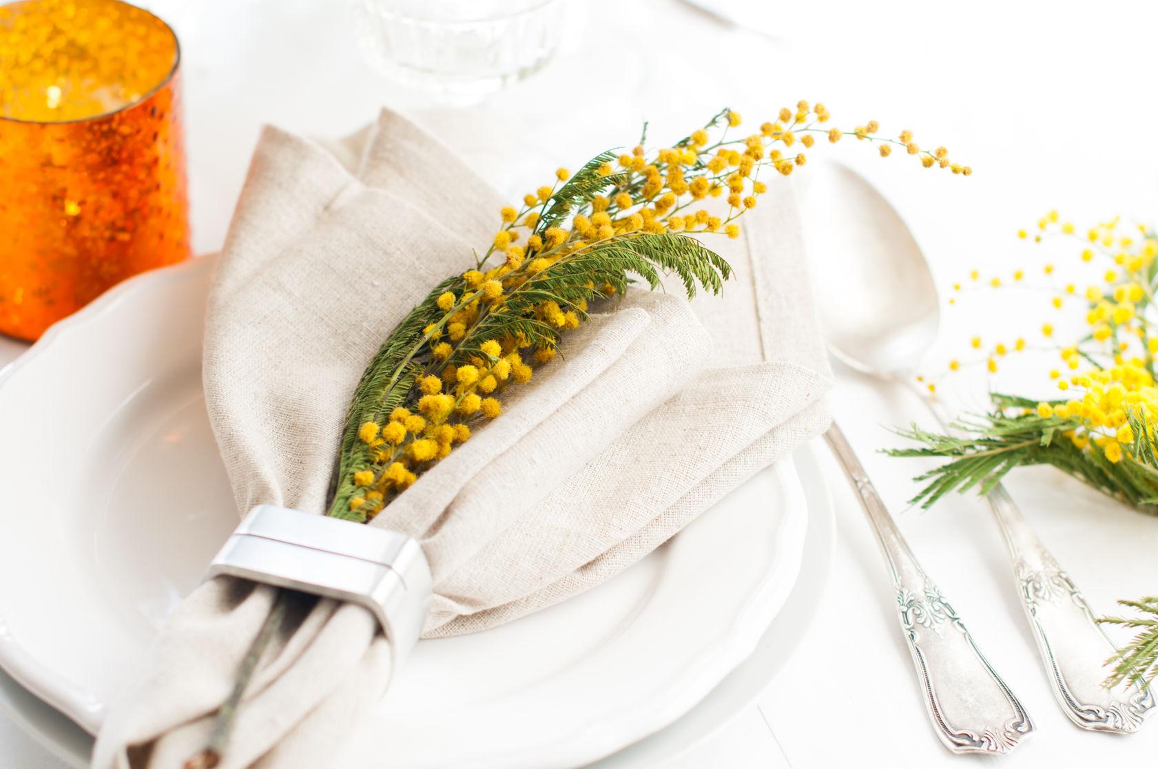 Mimosa Festa della Donna Ristorante La Pelosetta